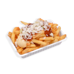 Grote friet special