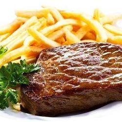Biefstuk schotel